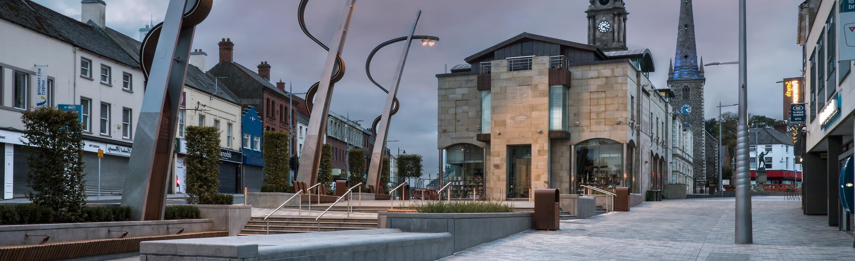 Lisburn Castlereagh City is the best-connected, most business-friendly City in Northern Ireland.