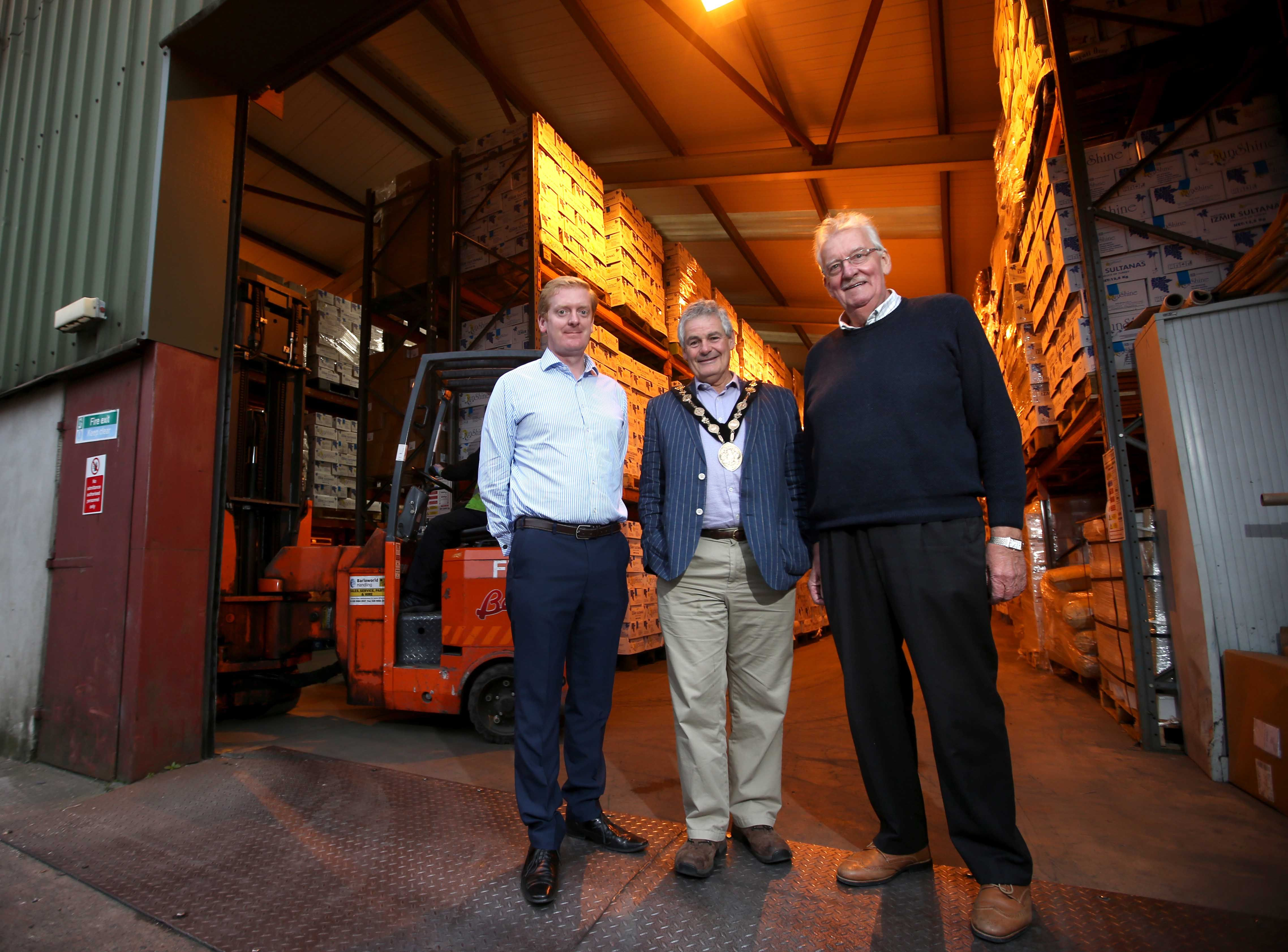 Allen Logistics - a driving force for 50 years