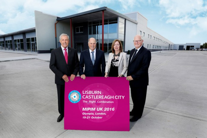 Lisburn Castlereagh City set to attend MIPIM UK 2016