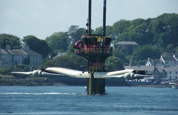 Strangford Turbine